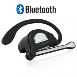 Bluetooth Wireless Headset With Boom Mic